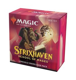 Wizards of the Coast Pre-Release Pack - Lorehold (Strixhaven: School of Mages)