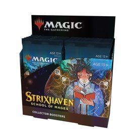 Wizards of the Coast Collector Booster Box (Strixhaven: School of Mages)