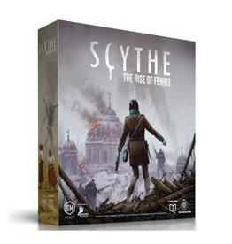 Scythe (The Rise of Fenris)