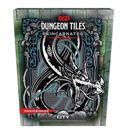 Wizards of the Coast Dungeon Tiles Reincarnated (City)