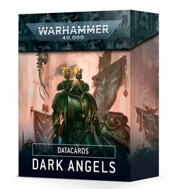 Games Workshop Datacards (Dark Angels)