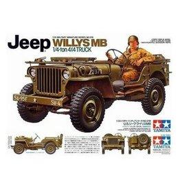 Jeep Willys MB 1/4 Ton 4x4 Truck
