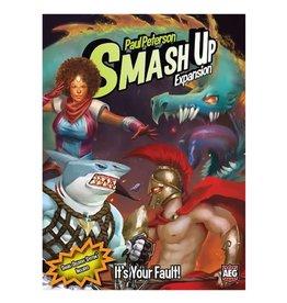 AEG Smash Up (It's Your Fault)