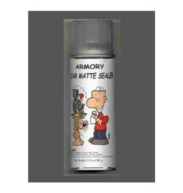 Armory Clear Matte Sealer (Spray 12.0 oz.)