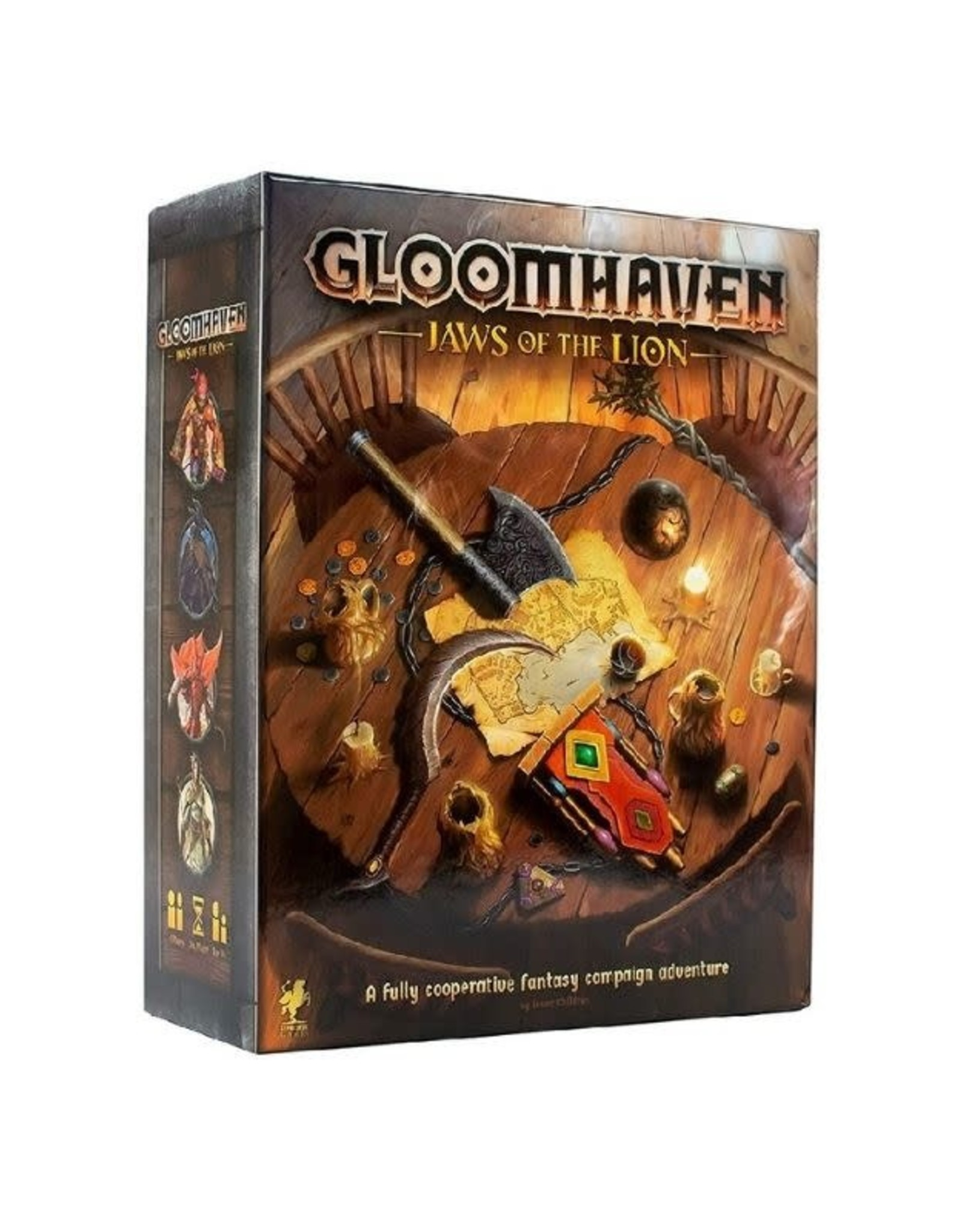 Gloomhaven (Jaws of the Lion)