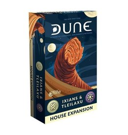 Dune Board Game (Ixians and Tleilaxu House Expansion)