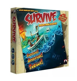 Survive! Escape Atlantis (30th Anniversary Edition)