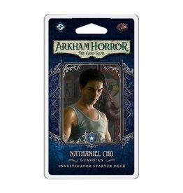 Arkham Horror LCG (Nathaniel Cho Investigator Starter Deck)