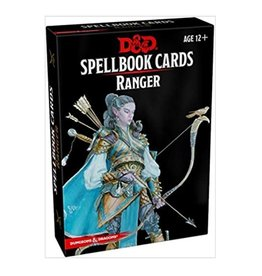 Wizards of the Coast Spellbook Cards: Ranger