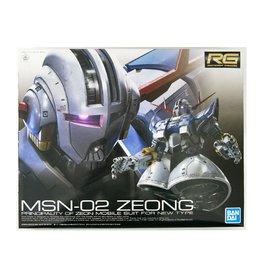 RG MSN-02 Zeon G