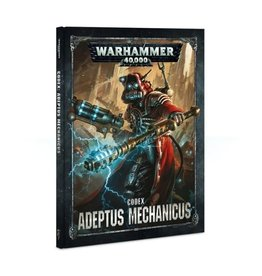 Games Workshop Codex: Adeptus Mechanicus