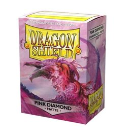 Dragon Shield (Matte Pink Diamond)