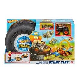Hot Wheels Hot Wheels Stunt Tire Set