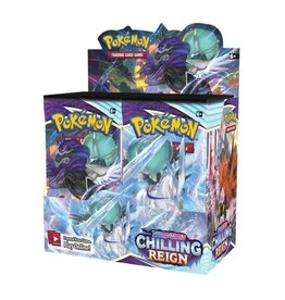 Booster Box (Chilling Reign)