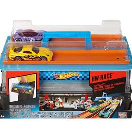 Hot Wheels Hot Wheels Race Case Track