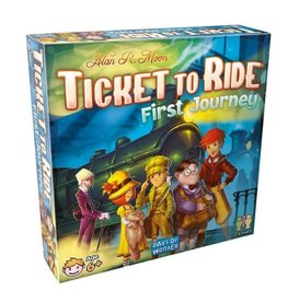 Ticket to Ride (First Journey)