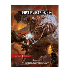 Wizards of the Coast Player's Handbook (Core Rules, Sourcebook)
