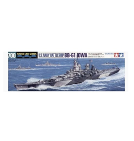 USS Battleship BB-61 Iowa