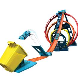 Hot Wheels Hot Wheels Track Builder Triple Loop