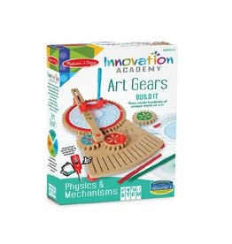 Melissa & Doug Innovation Academy (Art Gears)