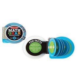 Melissa & Doug Math Gears (Multiplication)
