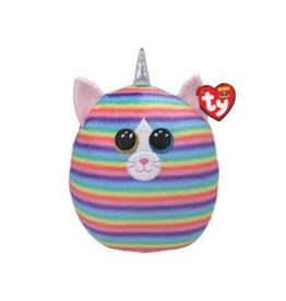Squish-a-Boo (Heather, Cat/Unicorn - Small)