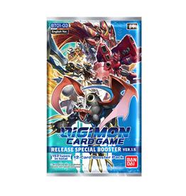 Bandai Japan Booster Pack (Digimon V1.5)