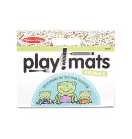 Melissa & Doug Playmats (Animals)