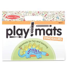 Melissa & Doug Playmats (Dinosaurs)