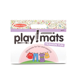 Melissa & Doug Playmats (Fashion Fun)