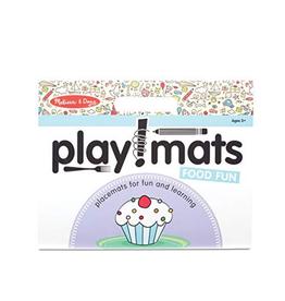Melissa & Doug Playmats (Food Fun)