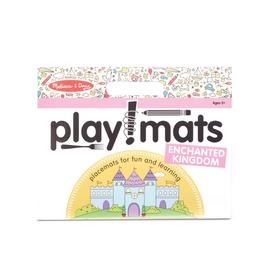 Melissa & Doug Playmats (Enchanted Kingdom)
