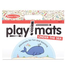 Melissa & Doug Playmats (Under The Sea)