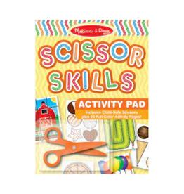 Melissa & Doug Scissor Skills (Games & Shapes)