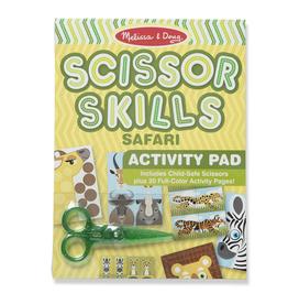 Melissa & Doug Scissor Skills (Safari)