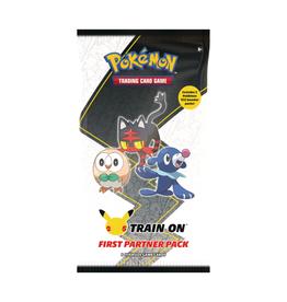 Pokemon First Partner Pack (Alola)