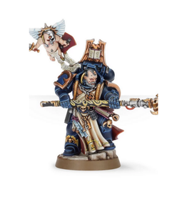 Games Workshop Space Marines Librarian
