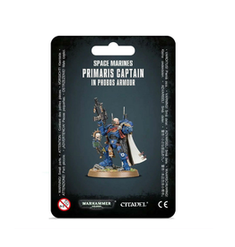 Games Workshop Space Marines Captain in Phobos Armor