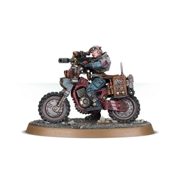 Games Workshop Genestealer Cults Jackal Alphus
