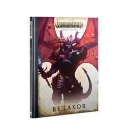 Games Workshop Broken Realms Be'lakor