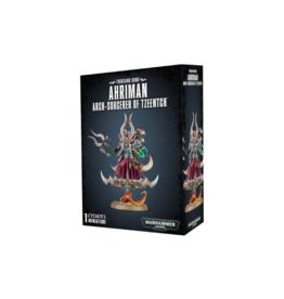 Games Workshop Thousand Sons Ahriman, Arch-Sorceror of Tzeentch