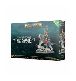 Games Workshop Stormcast Eternals Astreia Solbright Lord-Arcanum (Easy-to-Build)