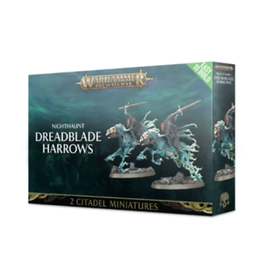 Games Workshop Nighthaunt Dreadblade Harrows (Easy-to-Build)