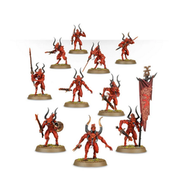 Games Workshop Daemons of Khorne Bloodletters