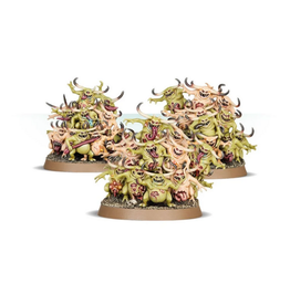Games Workshop Daemons of Nurgle Nurglings
