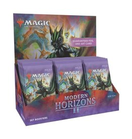 Wizards of the Coast Set Booster Box (Modern Horizons 2)
