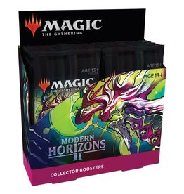 Wizards of the Coast Collector Booster Box (Modern Horizons 2)