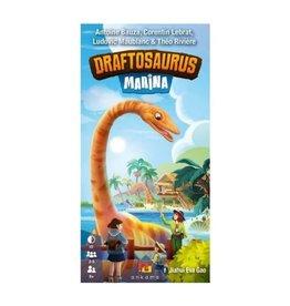 Ankama Board Games Draftosaurus: Marina