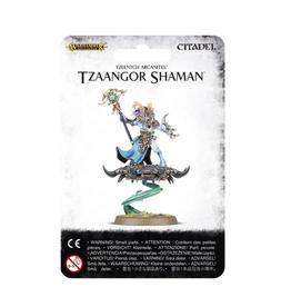 Games Workshop Tzeentch Arcanites Tzaangor Shaman