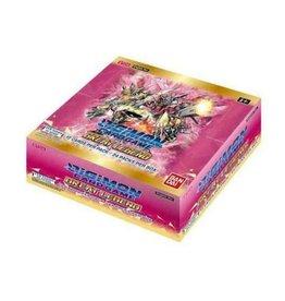 Bandai Japan Booster Box (Digimon - Great Legends)